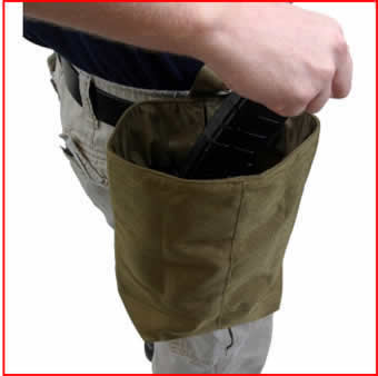 Roll-Up Dump Bag