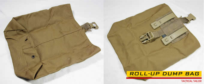 ROLLUP DUMP POUCH