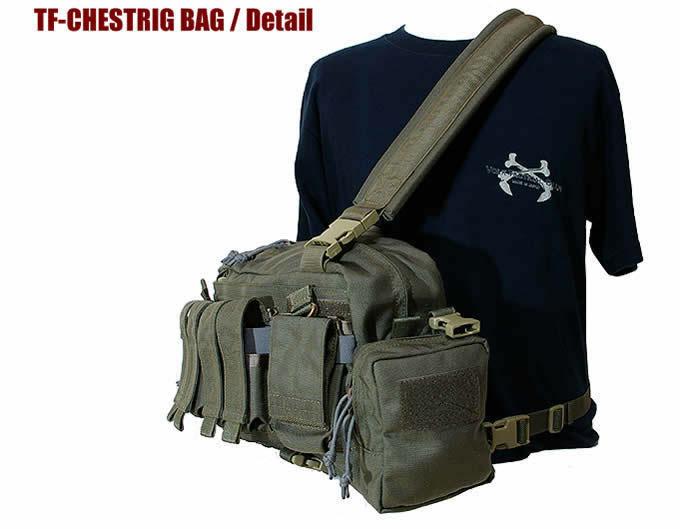 TF CHST BAG