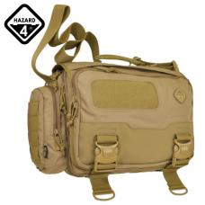 SHERMAN LAPTOP MESSENGER BRIEF/ HAZARD4