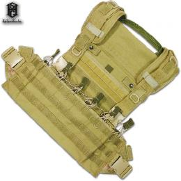 WEESATCH PLATE CARIER CHEST RIG / HSGI