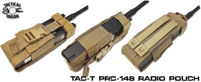 MODULAR RADIO POUCH(PRC148-152)- LARGE / TAC-T