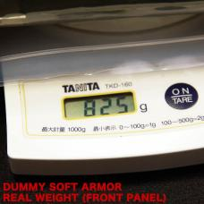 DUMMY SOFT ARMOR (REAL WEIGHT VER)