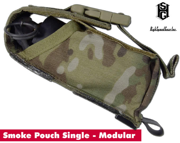SMOKE GRENADE POUCH SINGLE / HSGI