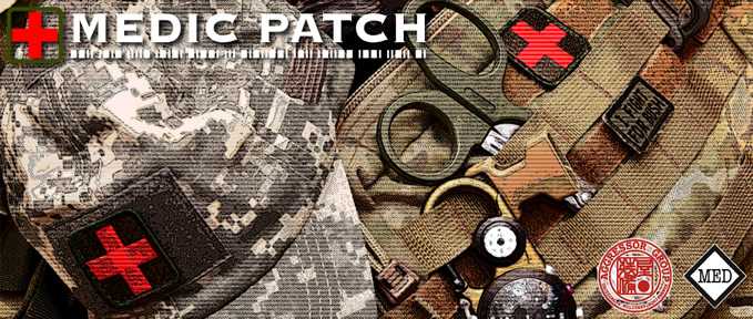 MEDIC PATCH SMALL4X4