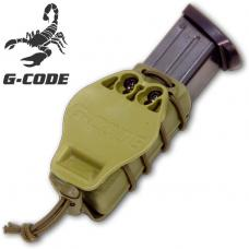 SCORPION PISTOL MAGAZINE CARRIER / G-CODE