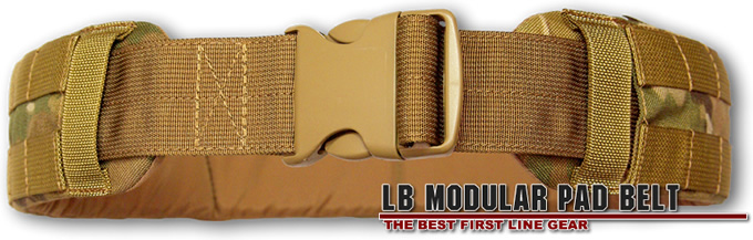 VOLK TACTICAL LB MODULAR PAD BELT