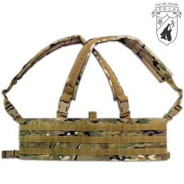 VOLK LOW PROFILE CHEST RIG BASE MOLLE