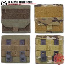 VOLK TACTICAL GEAR ID ADMIN PANEL
