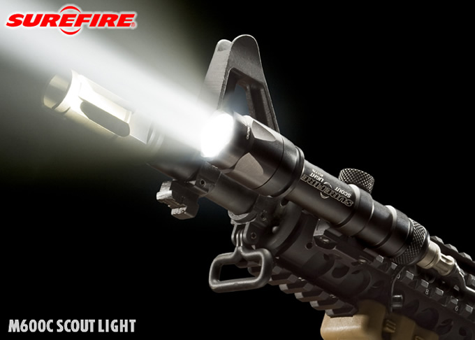 SUREFIRE M600C SCOUT LIGHT