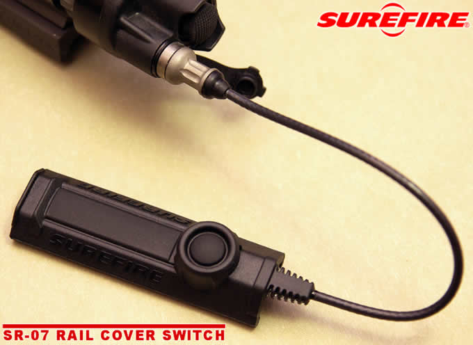 SR07 REMOTE DUAL SWITCH / SURE FIRE