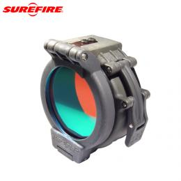 "SUREFIRE FM35(RED)/FM36(BLUE) FILTER ""1.25"