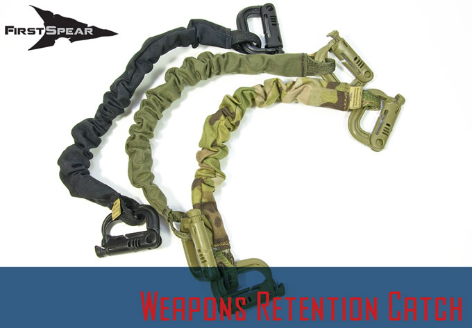 WEAPON RETENTION CATCH / FIRST SPEAR
