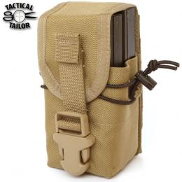 308/7.62mm 2 RIFLE MAG POUCH DOUBLE / TAC-T