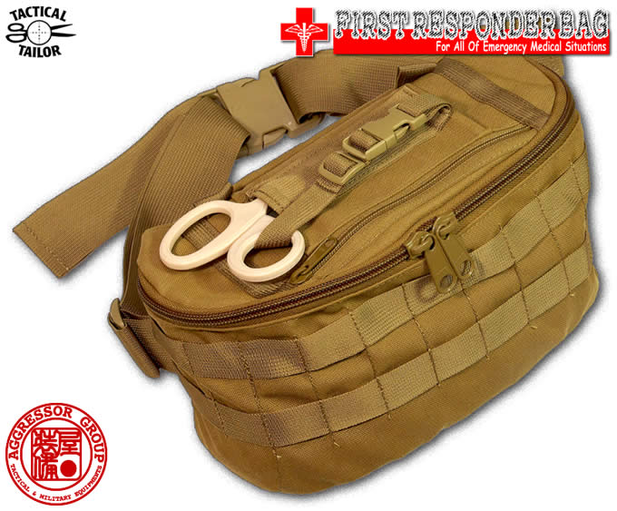 FIRST RESPONDER BAG / TAC-T
