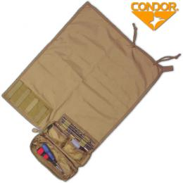 ROLL-UP CLEANING MAT / CONDOR OUTDOOR