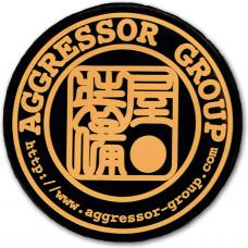 SOUBIYA PATCH PVC / AGGRESSOR ORIGINAL