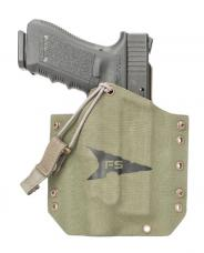 SSVL PISTOL HOLSTER w/LIGHT/ FIRST SPEAR