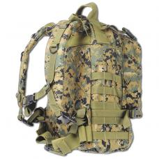 LEGACY 3 DAY ASSAULT PACK / GRAY GHOST (TAC-T OEM)