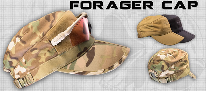 FORAGER CAP / FIRST SPEAR