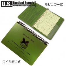 SNIPER DATA-LOG BOOK SET/ USTS