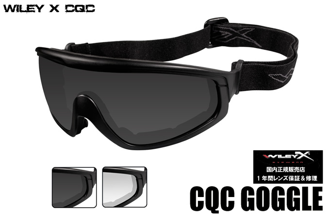WILEY X CQC MILITARY GOGGLE