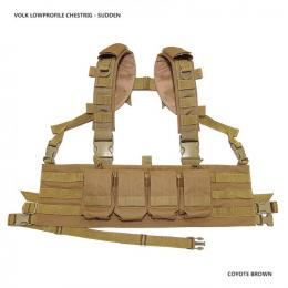 LOW PROFILE CHEST RIG SUDDEN / VOLK TACTICAL GEAR