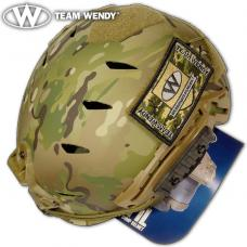 EXFIL CARBON TACTICAL BUMP HELMET / TEAM WENDY