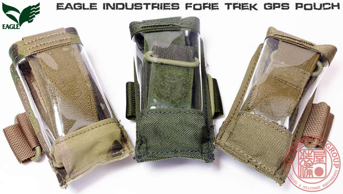 EAGLE FORE TREK GPS POUCH