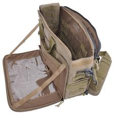 MOD TACTICAL MESSENGER BAG / HAZARD4