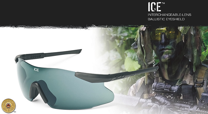 ICE 3.0 EYE SHIELD 3LS / ESS