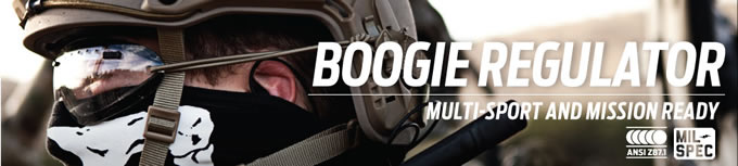 BOOGIE SPORTS GOGGLE ASIAN FIT/ SMITH OPTICS