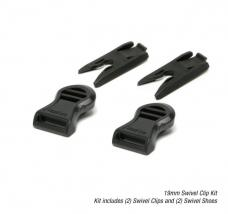 GOGGLE-SWIVEL CLIPS ADAPTER / OPS-CORE