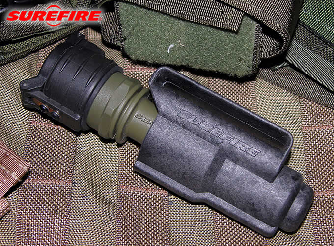 V70 COMBAT LIGHT HOLSTER / SUREFIRE