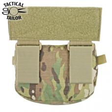 PLATE CARRIER LOWER ACCESSORY POUCH / TAC-T