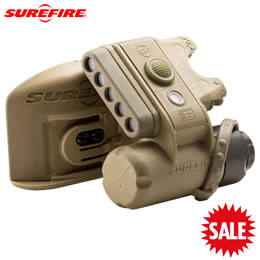 SUREFIRE HL1 HELMET LIGHT